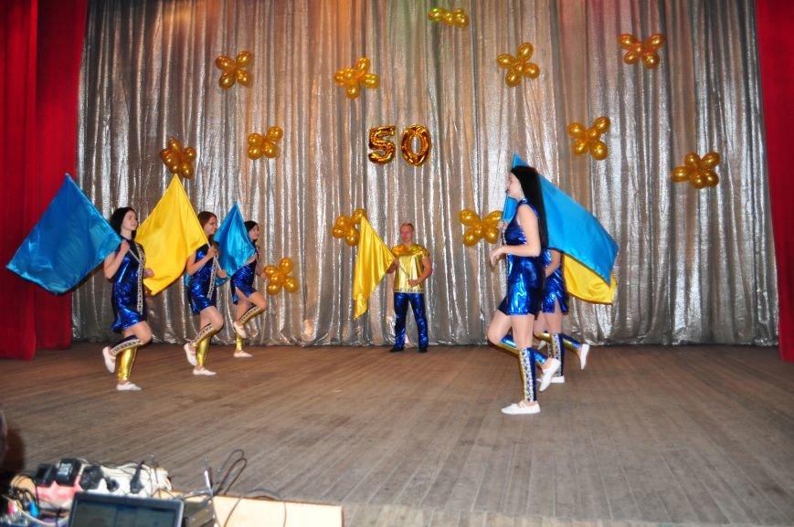 Новодонецкой школе №17 – 50 лет, фото-3