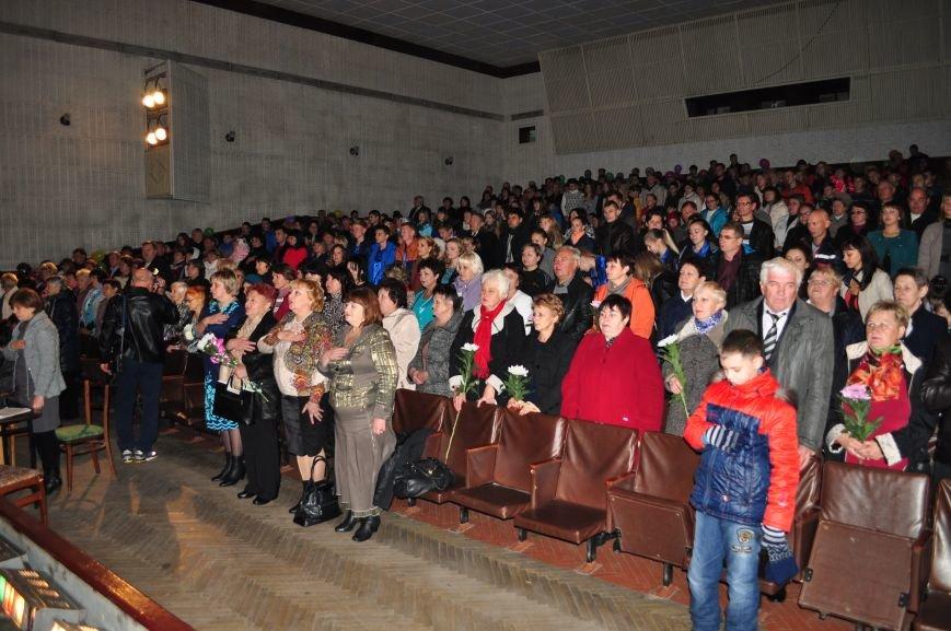 Новодонецкой школе №17 – 50 лет, фото-4