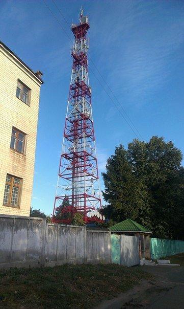 16-летний экстремал «покорил» самое высокое строение Полтавы (ФОТО) (фото) - фото 1