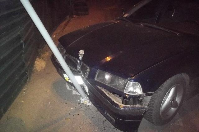 В центре Харькова водитель иномарки устроил пьяное «дерби» (ФОТО), фото-1