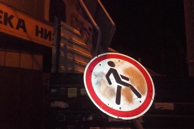 В центре Харькова водитель иномарки устроил пьяное «дерби» (ФОТО), фото-2