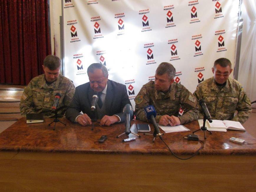 Представители «Азова» пожаловались мэру Мариуполя на учителей школ (ФОТО), фото-2