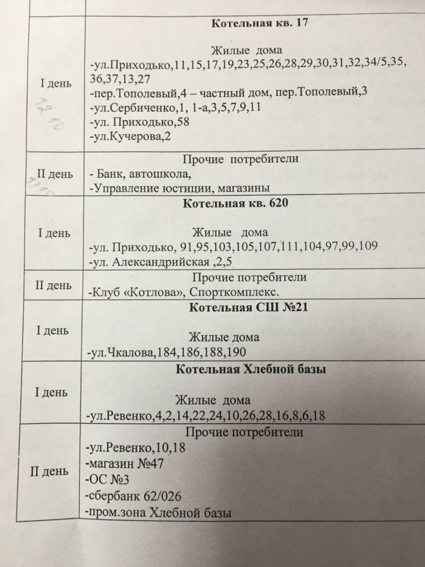 Отопительный сезон в Кременчуге: кому и когда дадут тепло (фото) - фото 2