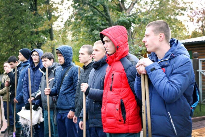 Всероссийская акция «Чистый берег» состоялась в парке «Наташинские пруды» (фото) - фото 1