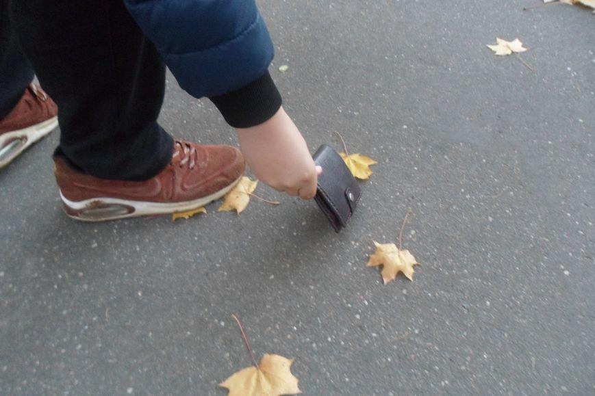 Эксперимент: Пройти, забрать или отдать? или Как Даша-растеряша теряла кошелек в Новополоцке, фото-3