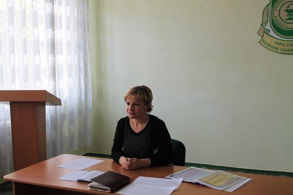 Больничная касса в Артемовске-Бахмуте (фото) - фото 1