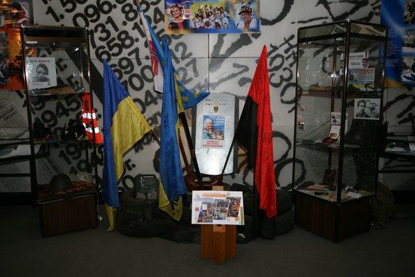 На Днепропетровщине открылась выставка «Україна понад усе» (фото) - фото 3