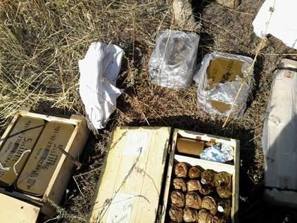 В Луганской области нашли тайник с восемью реактивными противотанковыми гранатометами (ФОТО) (фото) - фото 1