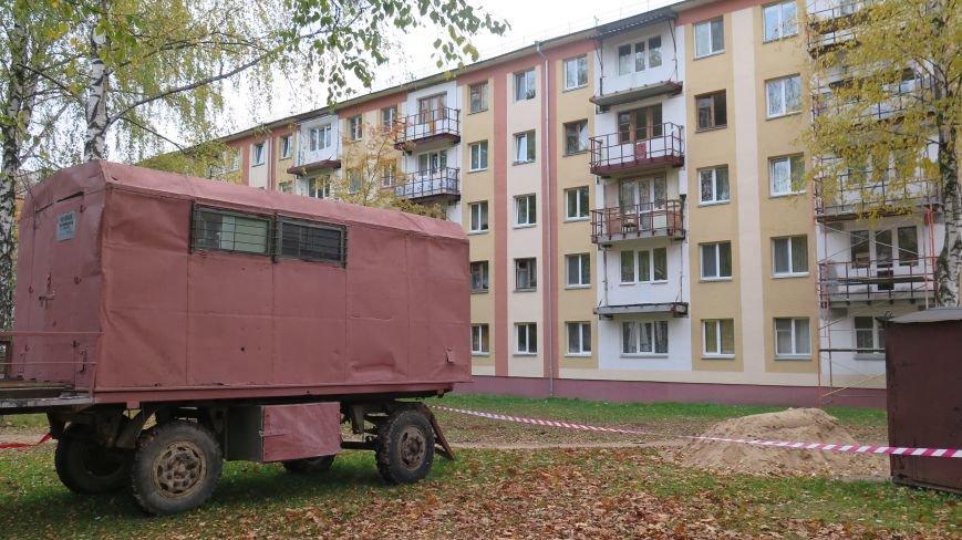 Успеет ли «ТРЕСТ №22 г.Новополоцк» окончить ремонт балконов в заявленные сроки?!, фото-9