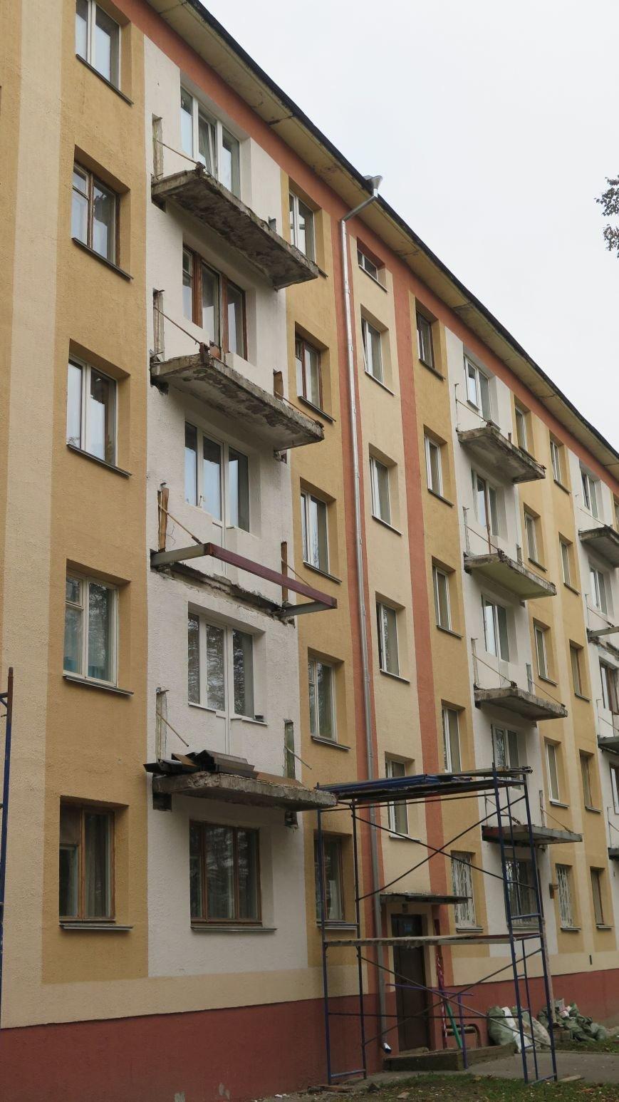 Успеет ли «ТРЕСТ №22 г.Новополоцк» окончить ремонт балконов в заявленные сроки?!, фото-7