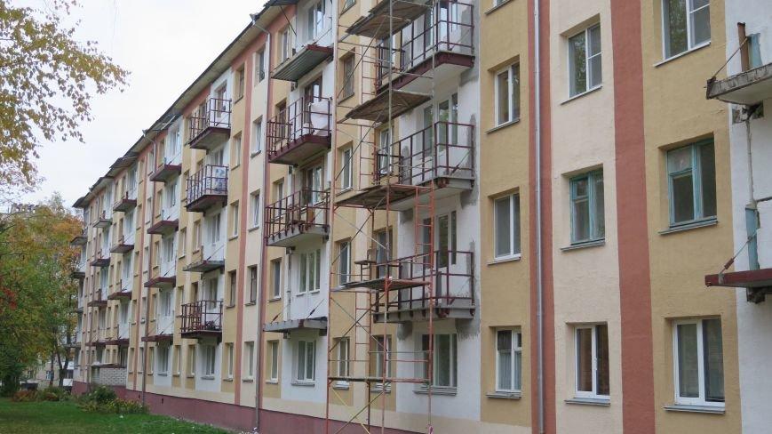Успеет ли «ТРЕСТ №22 г.Новополоцк» окончить ремонт балконов в заявленные сроки?!, фото-2