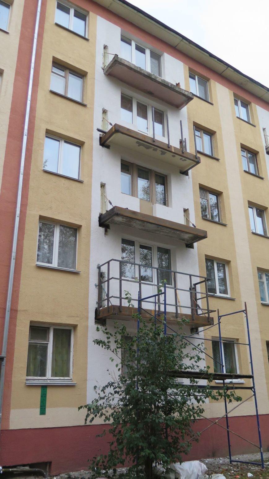 Успеет ли «ТРЕСТ №22 г.Новополоцк» окончить ремонт балконов в заявленные сроки?!, фото-6