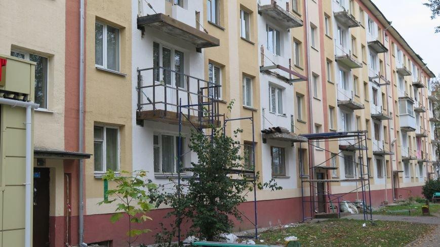 Успеет ли «ТРЕСТ №22 г.Новополоцк» окончить ремонт балконов в заявленные сроки?!, фото-5