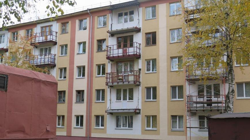 Успеет ли «ТРЕСТ №22 г.Новополоцк» окончить ремонт балконов в заявленные сроки?!, фото-1
