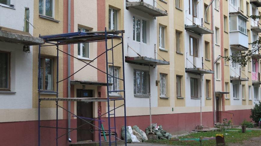 Успеет ли «ТРЕСТ №22 г.Новополоцк» окончить ремонт балконов в заявленные сроки?!, фото-8