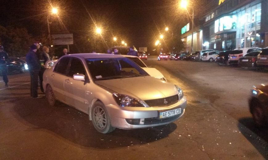 В Днепропетровске из-за ДТП пострадал ребенок (ФОТО), фото-1