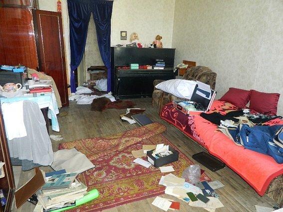 В Киеве парень зарезал мать из-за денег (ФОТО) (фото) - фото 1