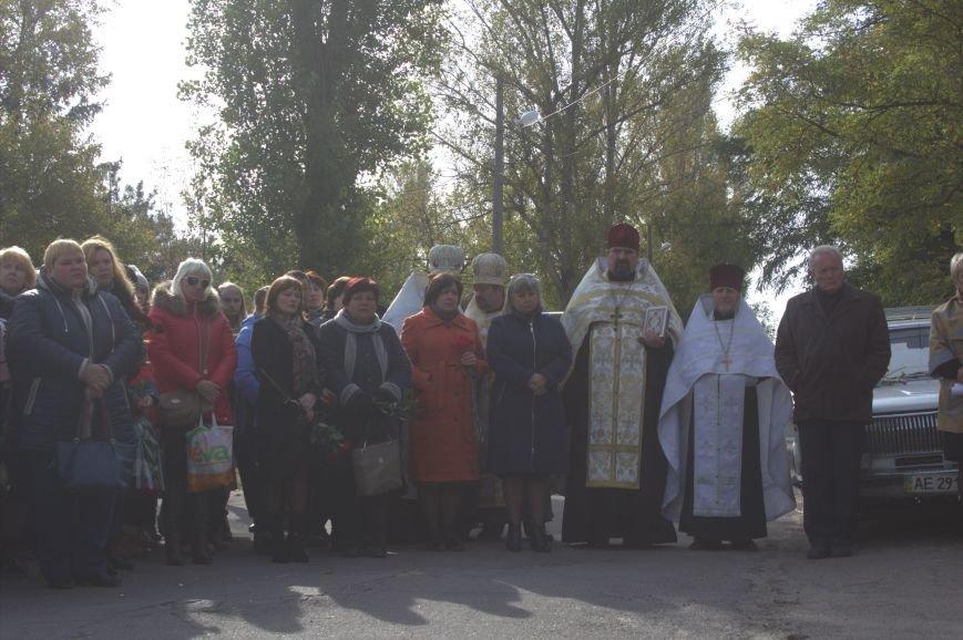 В Днепродзержинске почтили память павших защитников Украины (фото) - фото 10