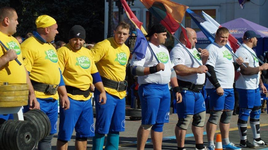 Юрий Тернавский: «Мариупольские богатыри — наша гордость!» (ФОТО,ВИДЕО) (фото) - фото 1