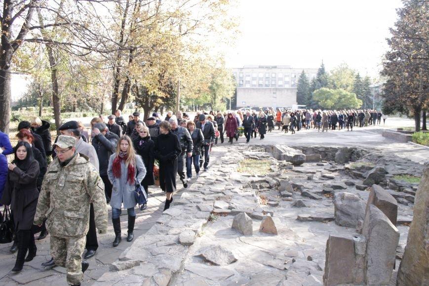 В Доброполье праздничным шествием отметили День защитника Украины (ФОТО), фото-2