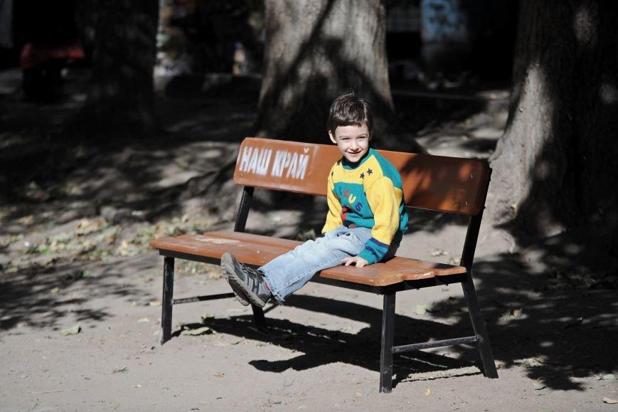 В Днепродзержинске появляются суперсовременные детские площадки, фото-2