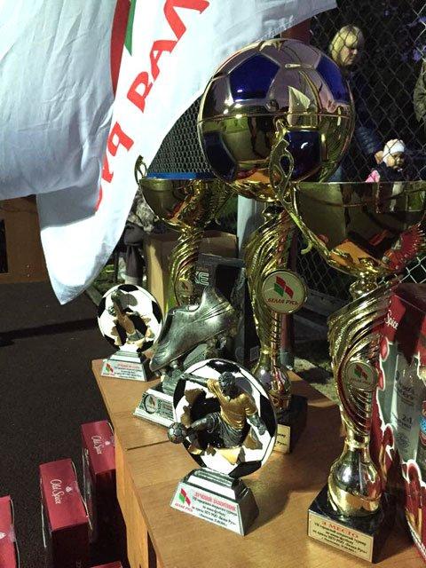 Итоги турнира по мини-футболу на призы НГО РОО «Белая Русь», фото-1