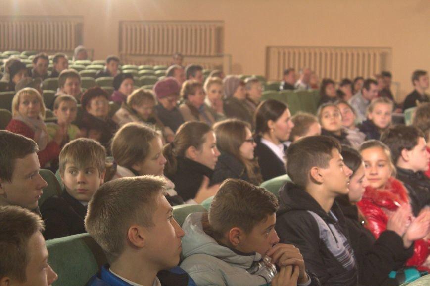 В Днепродзержинске состоялся праздничный концерт «Слався, військо українське!», фото-10