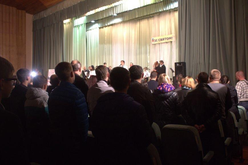 В Днепродзержинске состоялся праздничный концерт «Слався, військо українське!», фото-20