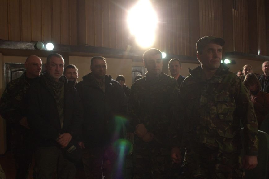 В Днепродзержинске состоялся праздничный концерт «Слався, військо українське!», фото-12
