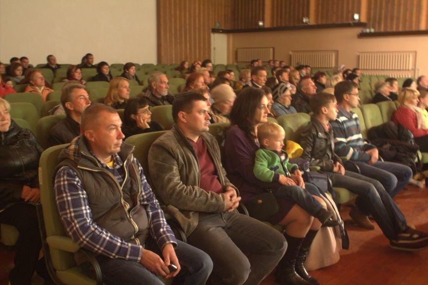 В Днепродзержинске состоялся праздничный концерт «Слався, військо українське!», фото-6