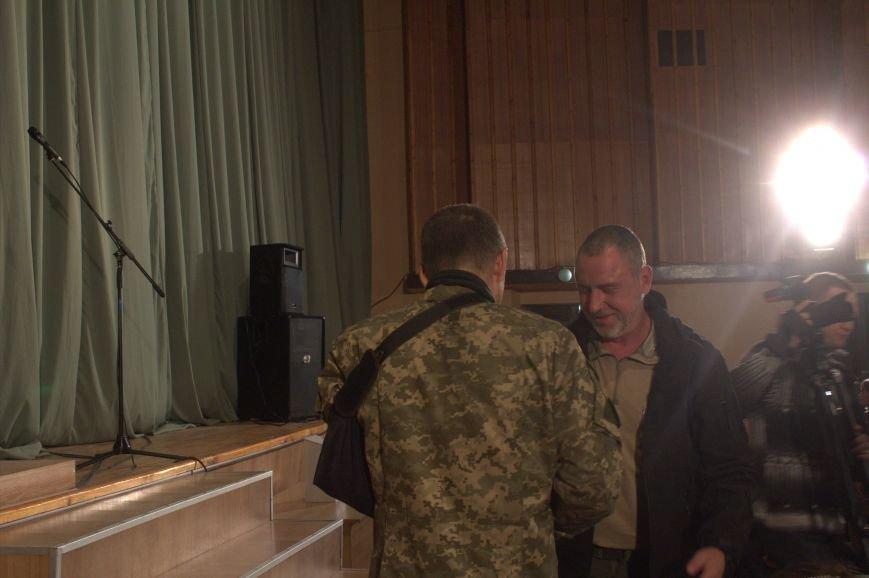 В Днепродзержинске состоялся праздничный концерт «Слався, військо українське!», фото-16