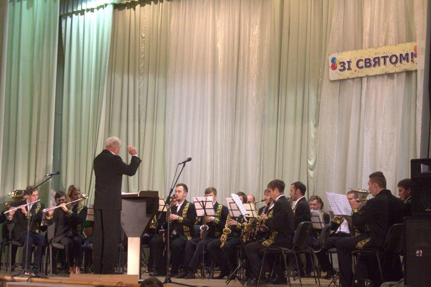 В Днепродзержинске состоялся праздничный концерт «Слався, військо українське!», фото-7