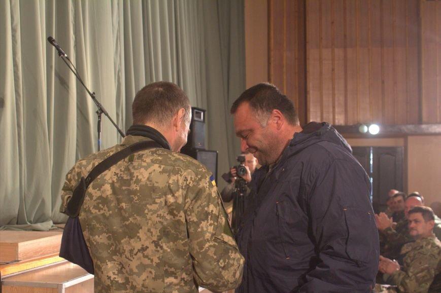 В Днепродзержинске состоялся праздничный концерт «Слався, військо українське!», фото-14