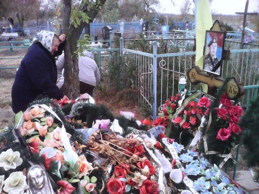 Бойцу 17-й танковой бригады Василию Денисюку, погибшему во время боевой операции под Троицким, открыли памятную доску (ФОТО), фото-14