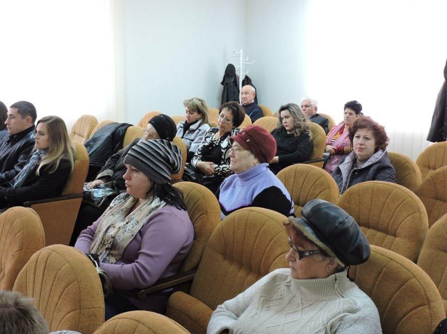 Городской голова предложил семьям мобилизованных создать общественную организацию (ФОТО) (фото) - фото 1