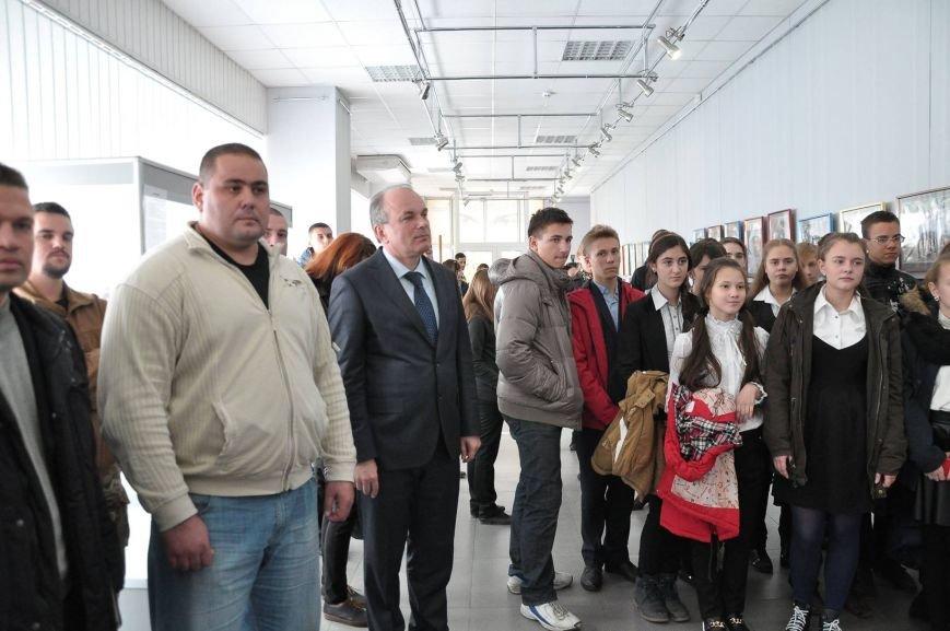 Юрий Тернавский: «Талантливым мариупольцам нужна поддержка местной власти», фото-1