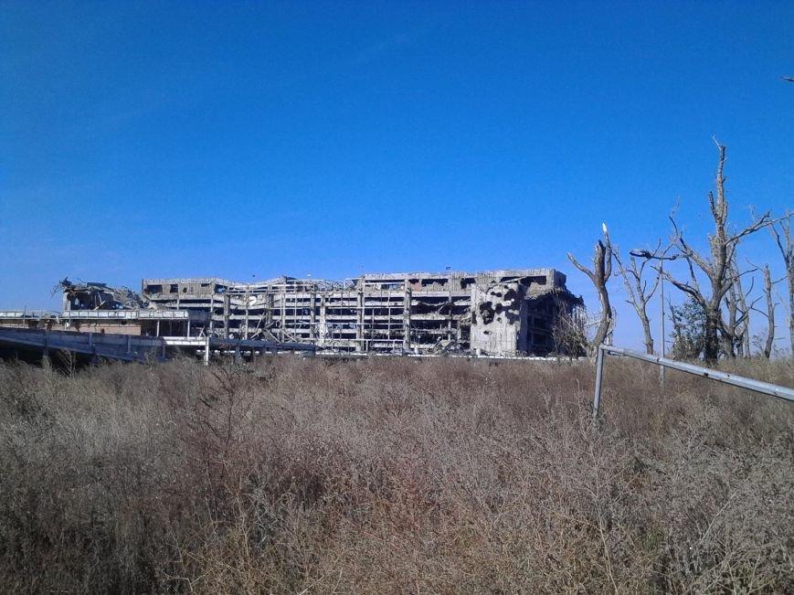 Одесские волонтеры нашли в Донецком аэропорту останки украинских воинов (ФОТО) (фото) - фото 1