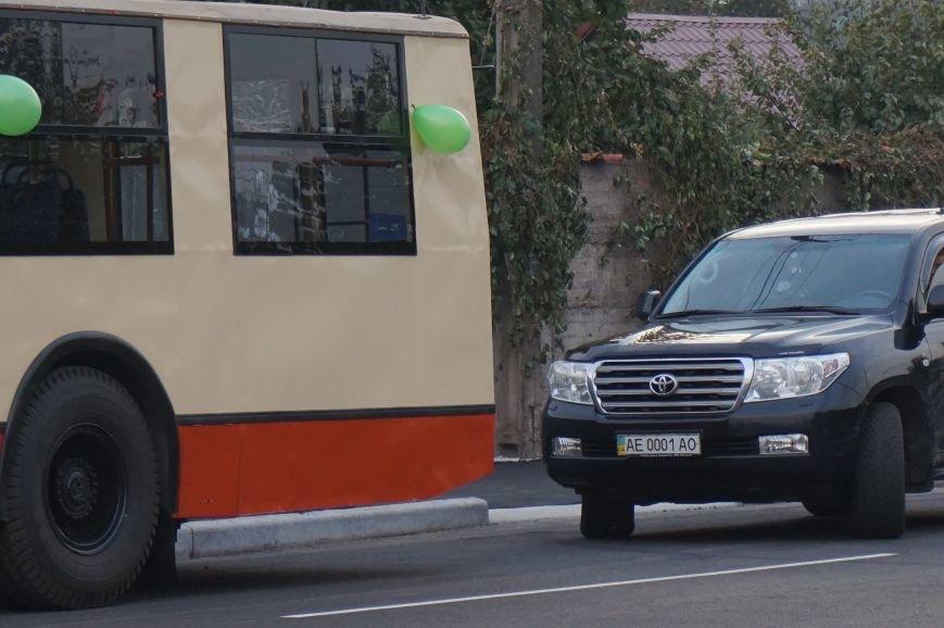 В Кривом Роге торжественно открыли новую дорогу по улице Рзянкина  (ФОТО) (фото) - фото 1