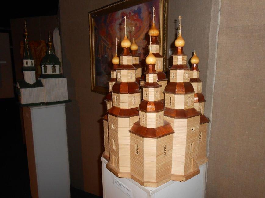 В Музее истории Днепродзержинска открылась выставка «Тiї слави козацької повік не забути!» (фото) - фото 5