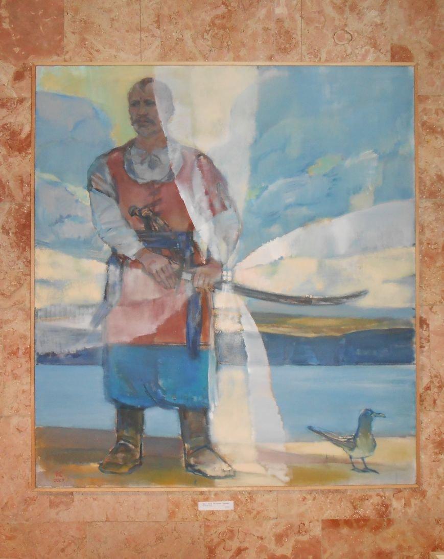 В Музее истории Днепродзержинска открылась выставка «Тiї слави козацької повік не забути!» (фото) - фото 2