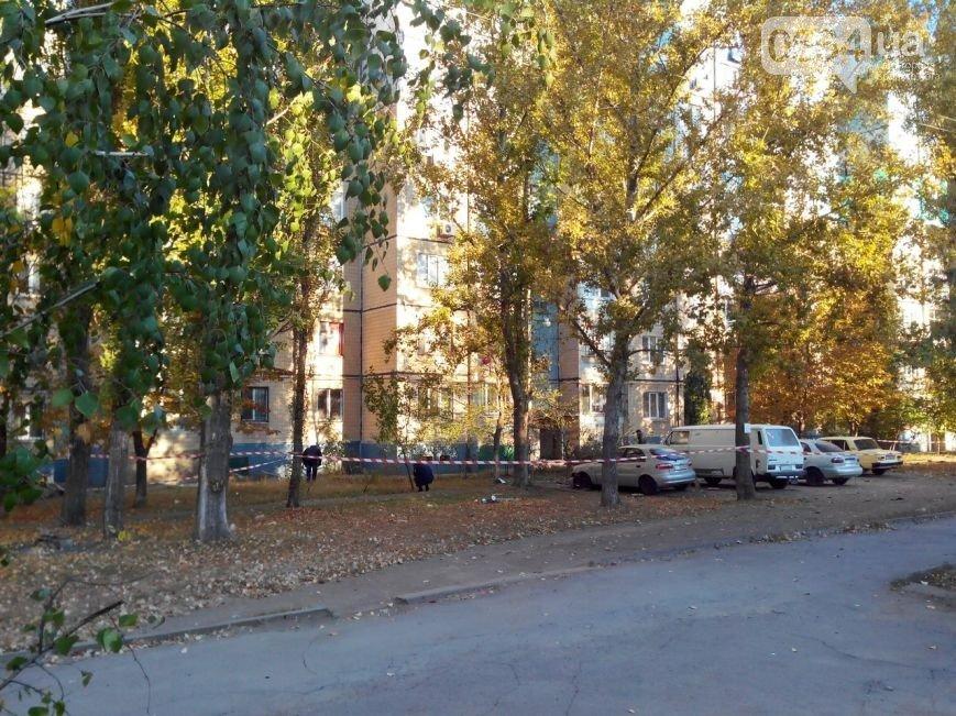 В Кривом Роге: обнаружили 2 трупа в сгоревшем доме, у подорвавшегося на гранате мужчины нашли оружие, открыли новую дорогу на КРЭСе (фото) - фото 2