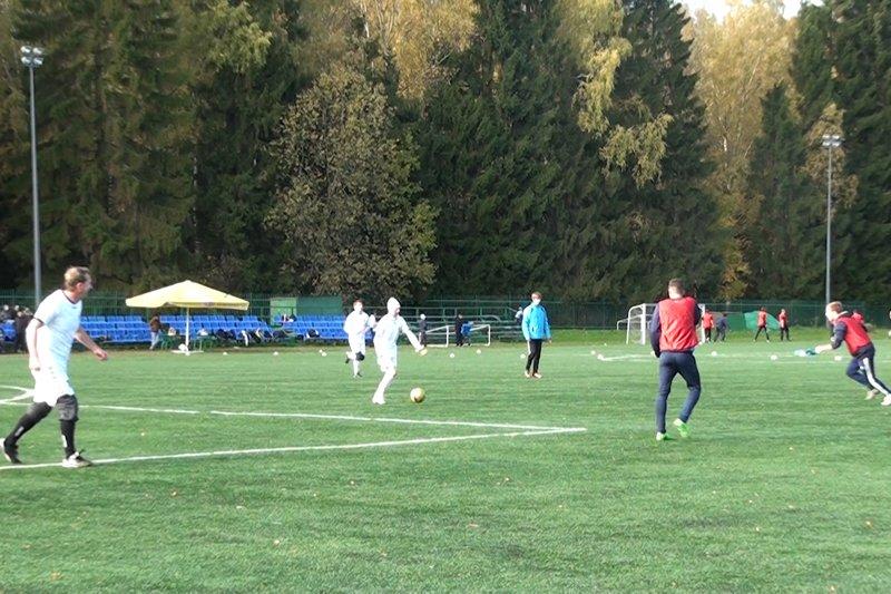 Спортивный октябрь в Пушкинском районе (фото) - фото 9