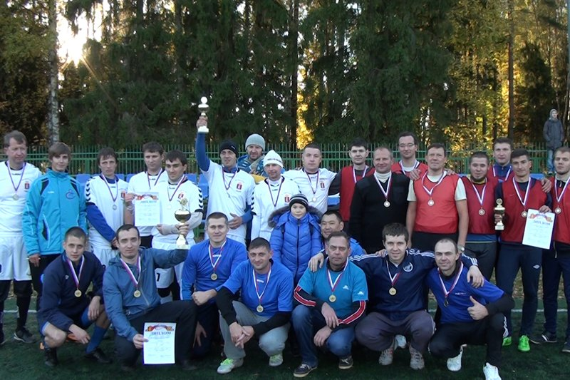 Спортивный октябрь в Пушкинском районе (фото) - фото 7