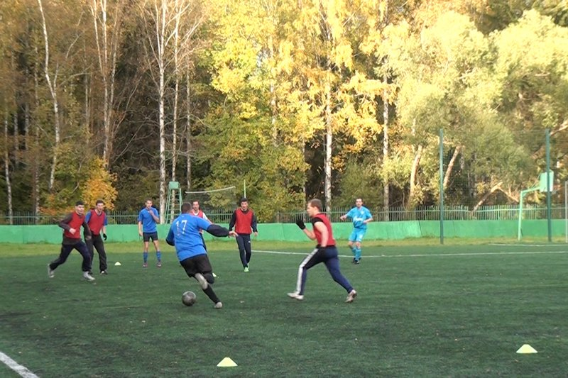 Спортивный октябрь в Пушкинском районе (фото) - фото 8