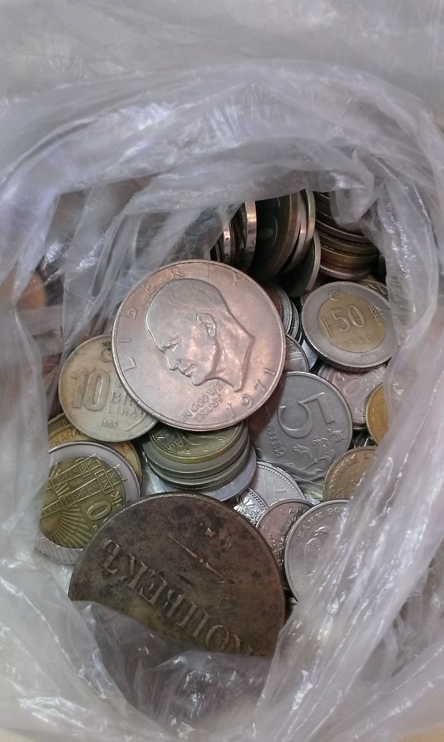 Славянск кража монет 3