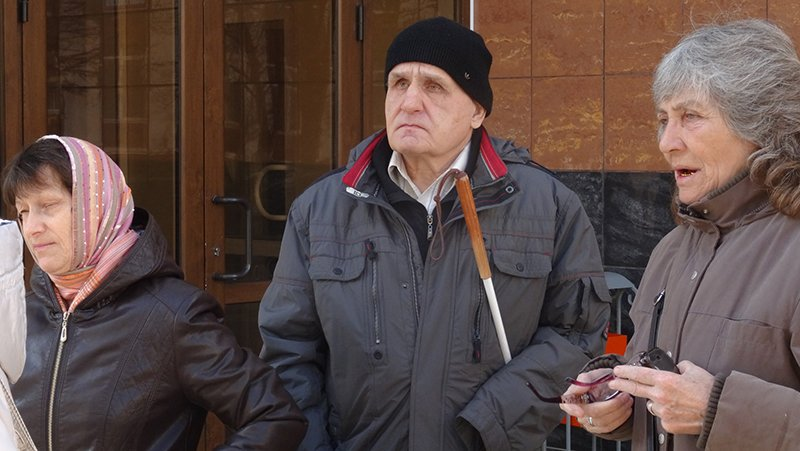 Сорок пять незрячих белгородцев без юристов и правозащитников отстояли права в суде (фото) - фото 3