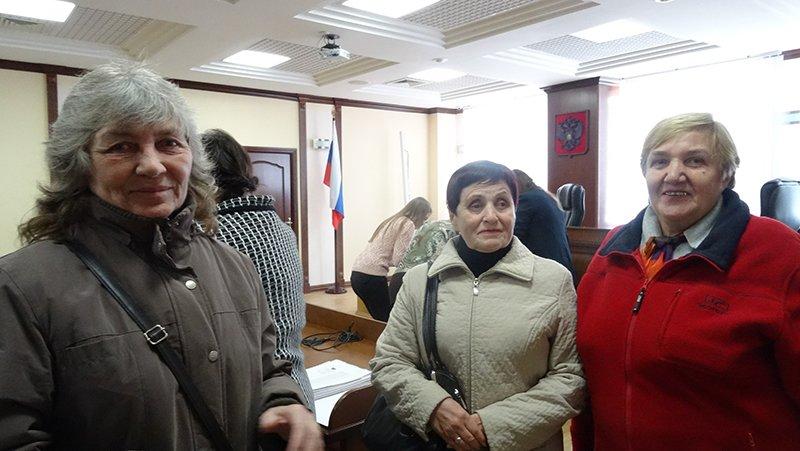 Сорок пять незрячих белгородцев без юристов и правозащитников отстояли права в суде (фото) - фото 2
