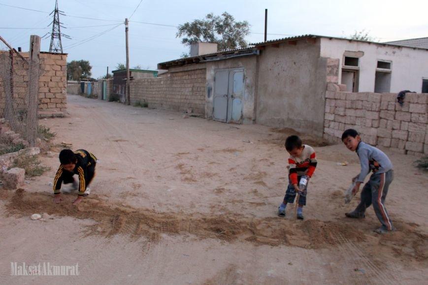 Детская гражданская инициатива в Мангистау (фото) (фото) - фото 4