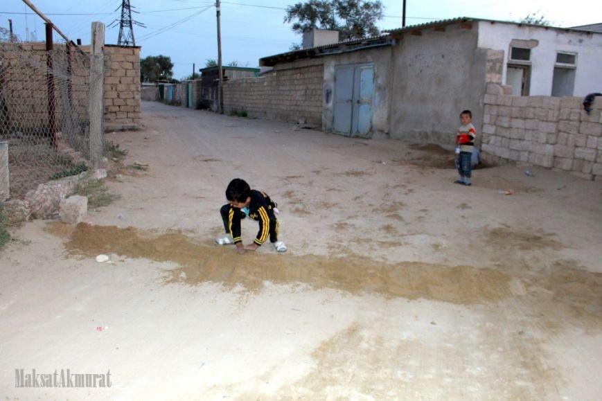 Детская гражданская инициатива в Мангистау (фото) (фото) - фото 1