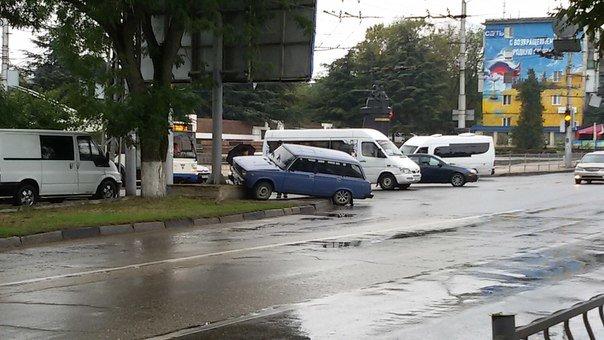 В Севастополе начался сезон «дождливых» ДТП (ФОТО, ВИДЕО) (фото) - фото 2